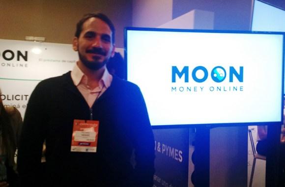 Facundo Vázquez, cofundador de Moon