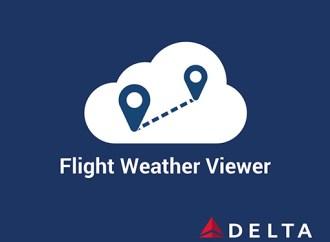 Una aplicación ayuda a los pilotos de Delta a ubicar y evitar la turbulencia