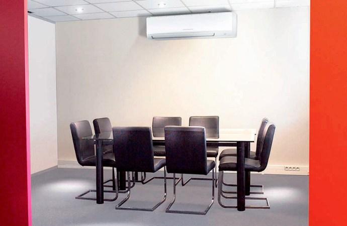 5 consejos para una buena climatización en la oficina