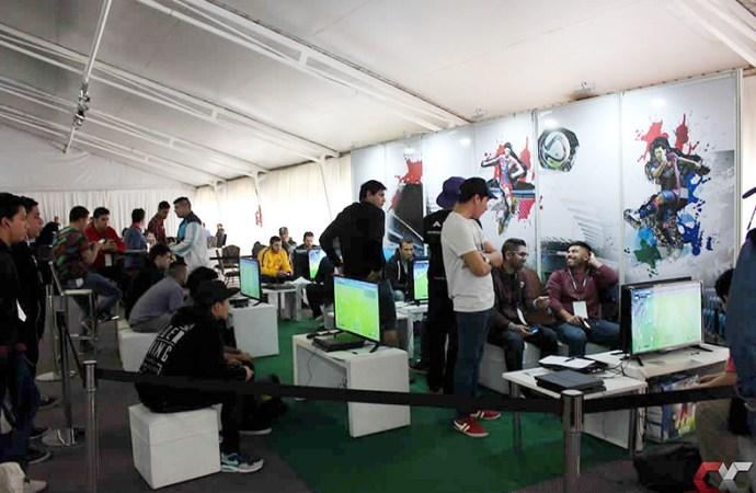 Se desarrolló Tecnofields 2016, evento de tecnología y gaming en Argentina