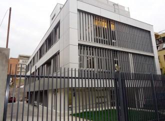 Acanto|Teknos estrenó oficinas con componentes Passivhaus