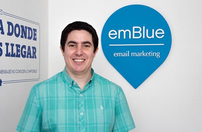 Gonzalo Gil Juncal es el nuevo Regional Digital Marketing Manager de emBlue
