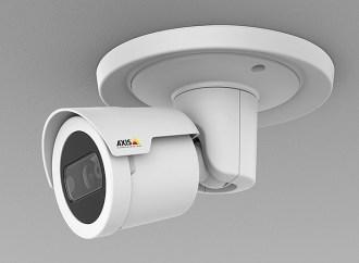 Axis presentó cámaras IP de reducido tamaño, económicas y estilo bala