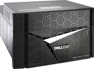Dell EMC presentó VMAX 250F