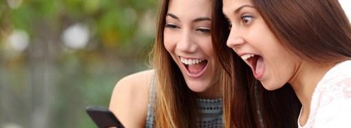 La mitad de los adolescentes cree todo lo que aparece en Internet