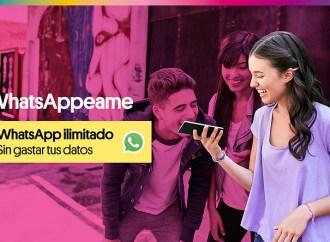 Personal ofrece Whatsapp ilimitado