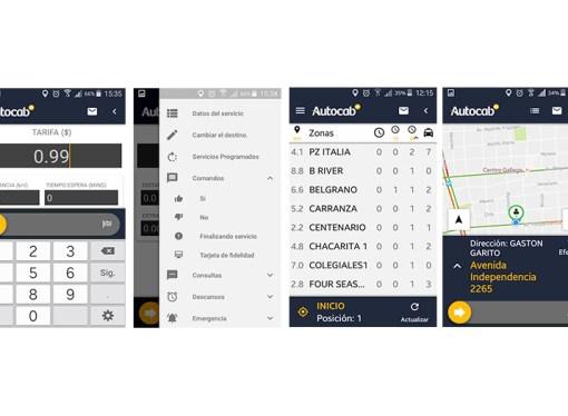 Taxi Premium lanzó una app para choferes