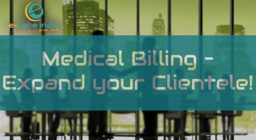 medical billing expand your clientele