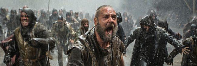 1 Cancelan el estreno de Noé en unos cines ingleses debido a una inundación
