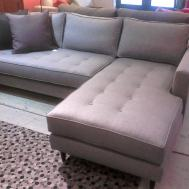 Draper 'flex' sectional $2995.