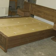 Calistoga 4.0 dresser bed with nightstands  Queen $5200