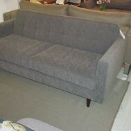 "FC 1609 love seat 71""W. Floor model $2000"
