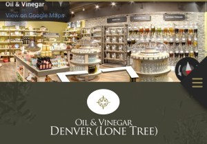 "Park Meadows Mall's ""Oil & Vinegar"" hosts Eclectic Event @ Oil & Vinegar 