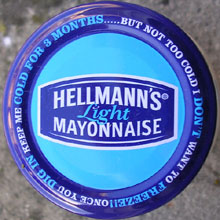 hellmann' s light mayonnaise