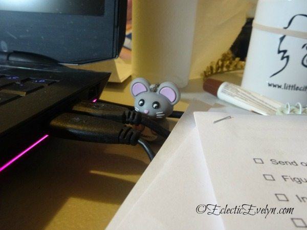 Quiet as a Mouse EclecticEvelyn.com