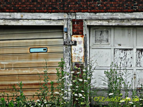 Johns Garage #ThursdayDoors ©Evelyn Dortch