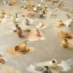 Ceramics of the month: Karin Lehmann's slowly moving ceramics installation