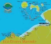 Bunaken and Manado - Dive Sites