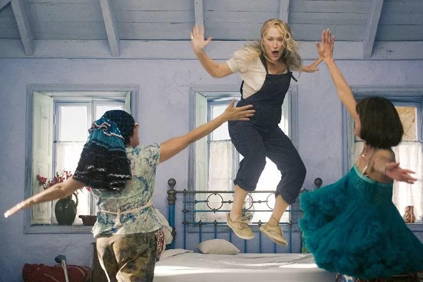 Mamma Mia! scena