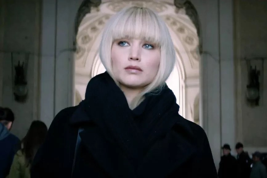 Box Office USA Red Sparrow