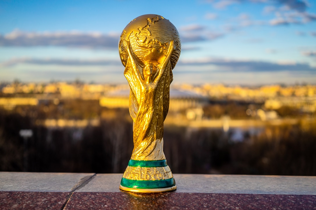 WorldCup2018  Building resilience     Change your world Related image