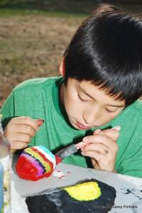 Quality Art Supplies Kids Non-Toxic, rock paint