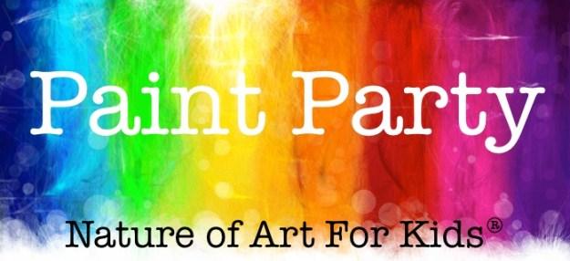 Planning Kids Painting Birthday Art Party, San Diego, Temecula, OC, LA