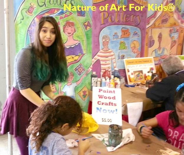 Harvest Craft Festival Kids Zone
