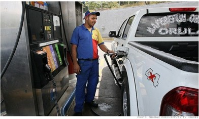 Subsidized Gas Prices