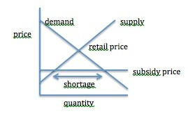 Subsidy graph