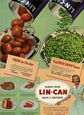 Oligopoly Canned Food History