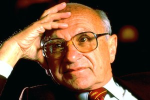Milton Friedman And ObamaCare