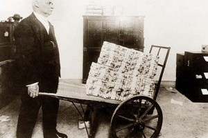 A Simple Example and Explanation of Hyperinflation