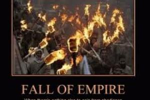 How Empires Die