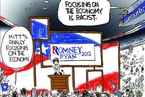 Two Views of Republican Convention