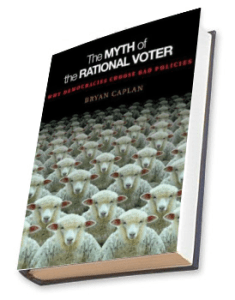 The Myth of the Rational Voter)Caplan)