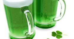 St. Patrick's Day 2014 green beer rules