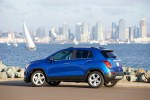 Best 2015 cars under $25,000: Chevrolet Trax crossover