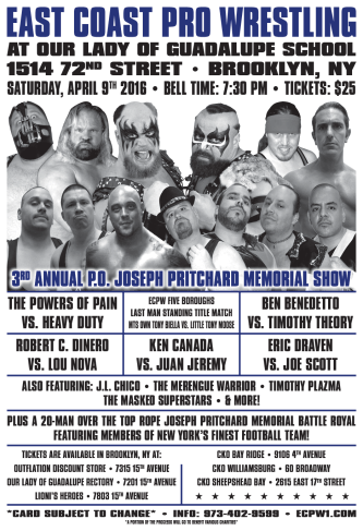 ECPW Brooklyn NY Guadalupe April 9th 2016 V2 72