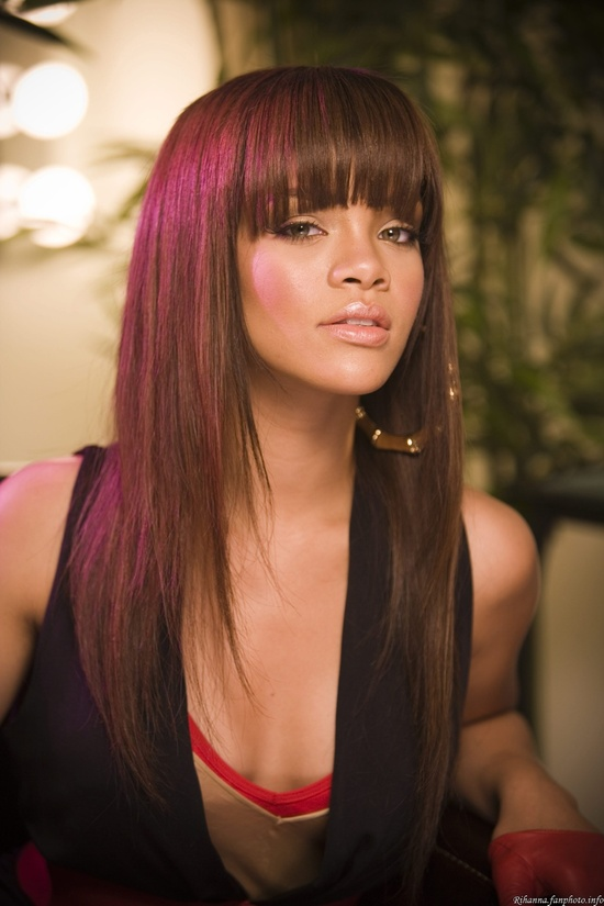 45 Best Hairstyles For Long Hair With Bangs | EcstasyCoffee