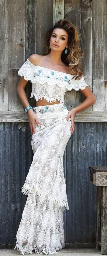 sexy-crochet-embellished-boho-chic-modern-hippie-top-and-skirt