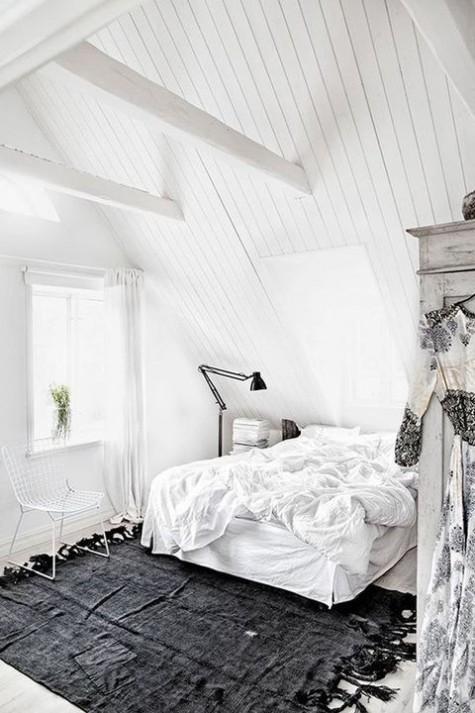 50 Beautiful Attic Bedroom Designs And Ideas Ecstasycoffee
