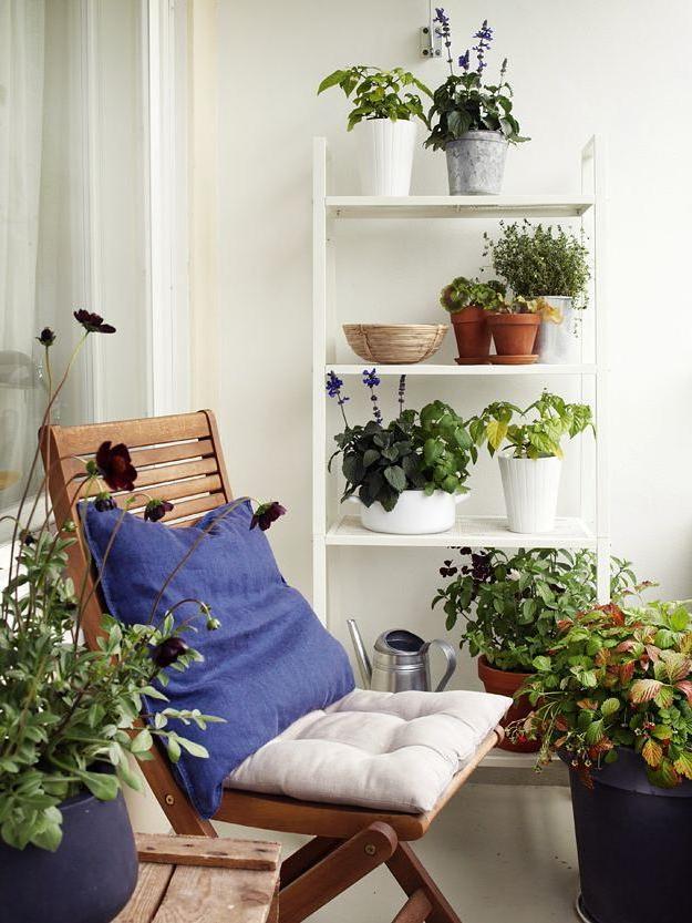 40 stylish balconies design ideas ecstasycoffee for Garden loggia designs