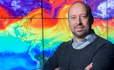Gavin A. Schmidt is a climatologist, climate modeler and Director of the NASA Goddard Institute for Space Studies (GISS) in New York, and co-founder of the award-winning climate science blog RealClimate.