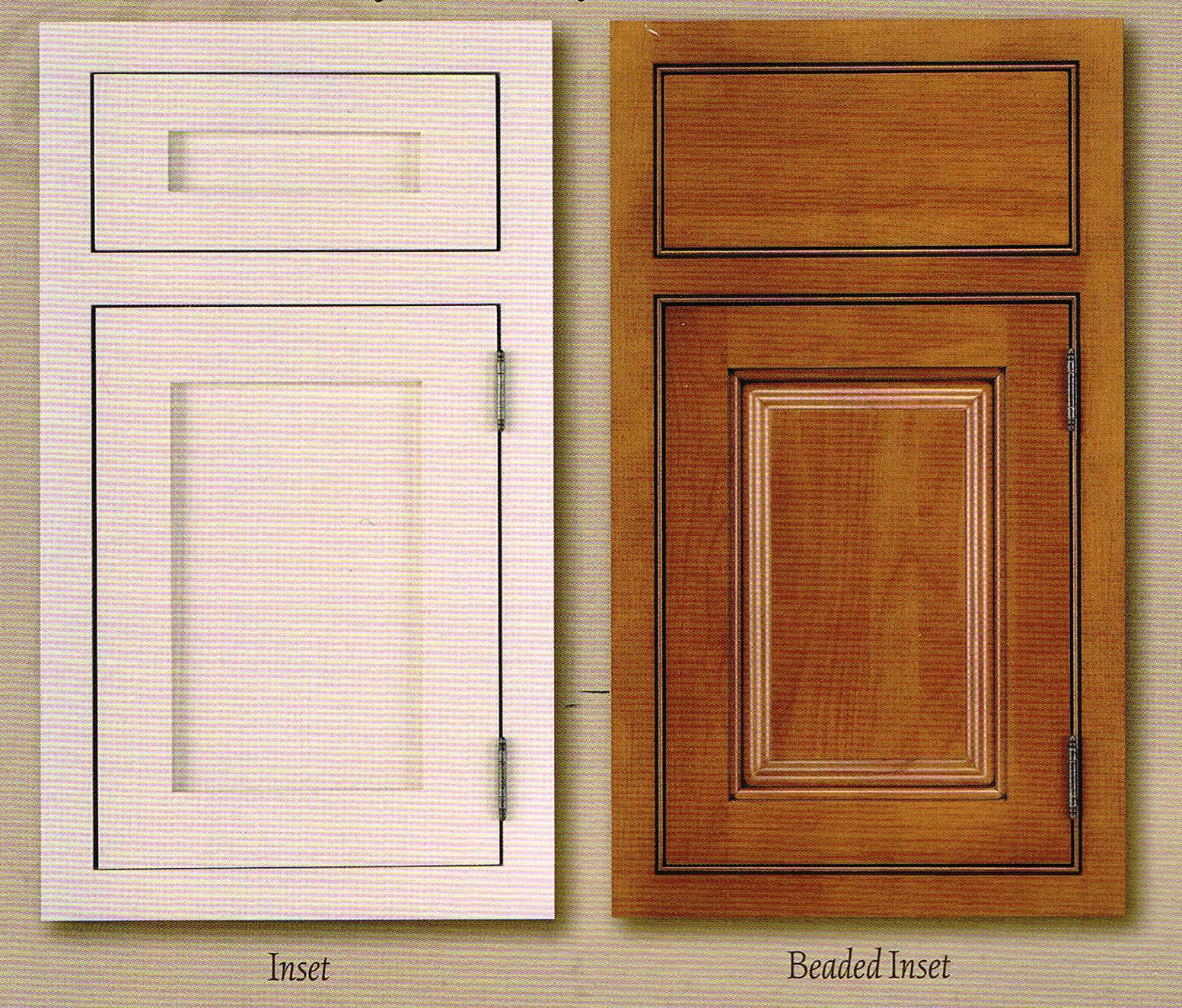 kitchen cabinets kitchen cabinet door styles How to Select Kitchen Cabinets Cabinetry Overlay Styles