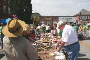 2012 Oyster Roast