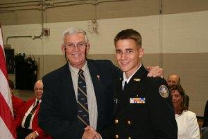 Cadet Noah Smith
