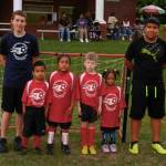 The Kickers - coached by Connon Vereen - 3-5 Division.
