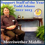 Todd Adams – Merriwether Middle