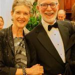 Laurel Blossom and Leonard Todd